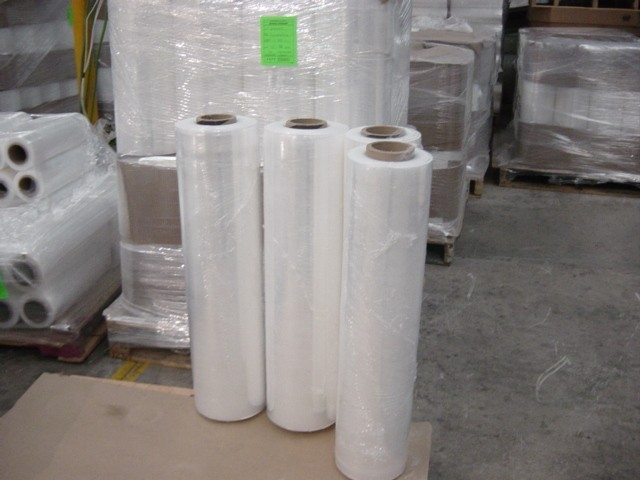 Stretch Wrap Film LLDPE Stretch Film
