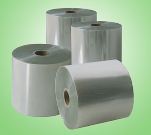 PET Shrink Film Shrink Wrap Etikett